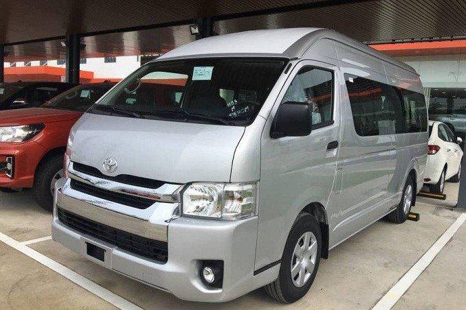 Động cơ xe Toyota Hiace 2020 1