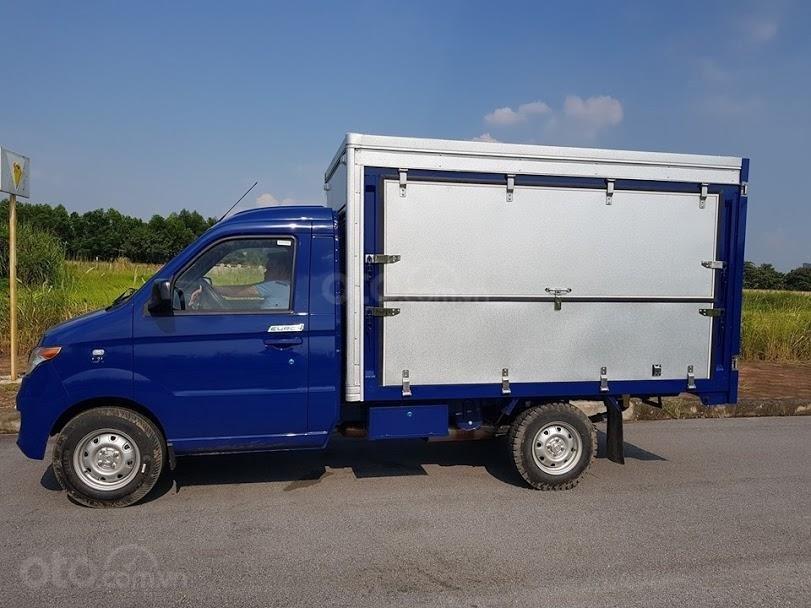 Bán xe tải Kenbo 990kg Quảng Ninh, xe tải Kenbo thùng kín giá rẻ nhất (9)