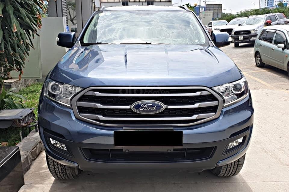 Cần bán xe Ford Everest 2019, xe nhập, tặng tiền mặt hấp dẫn, giao ngay (1)