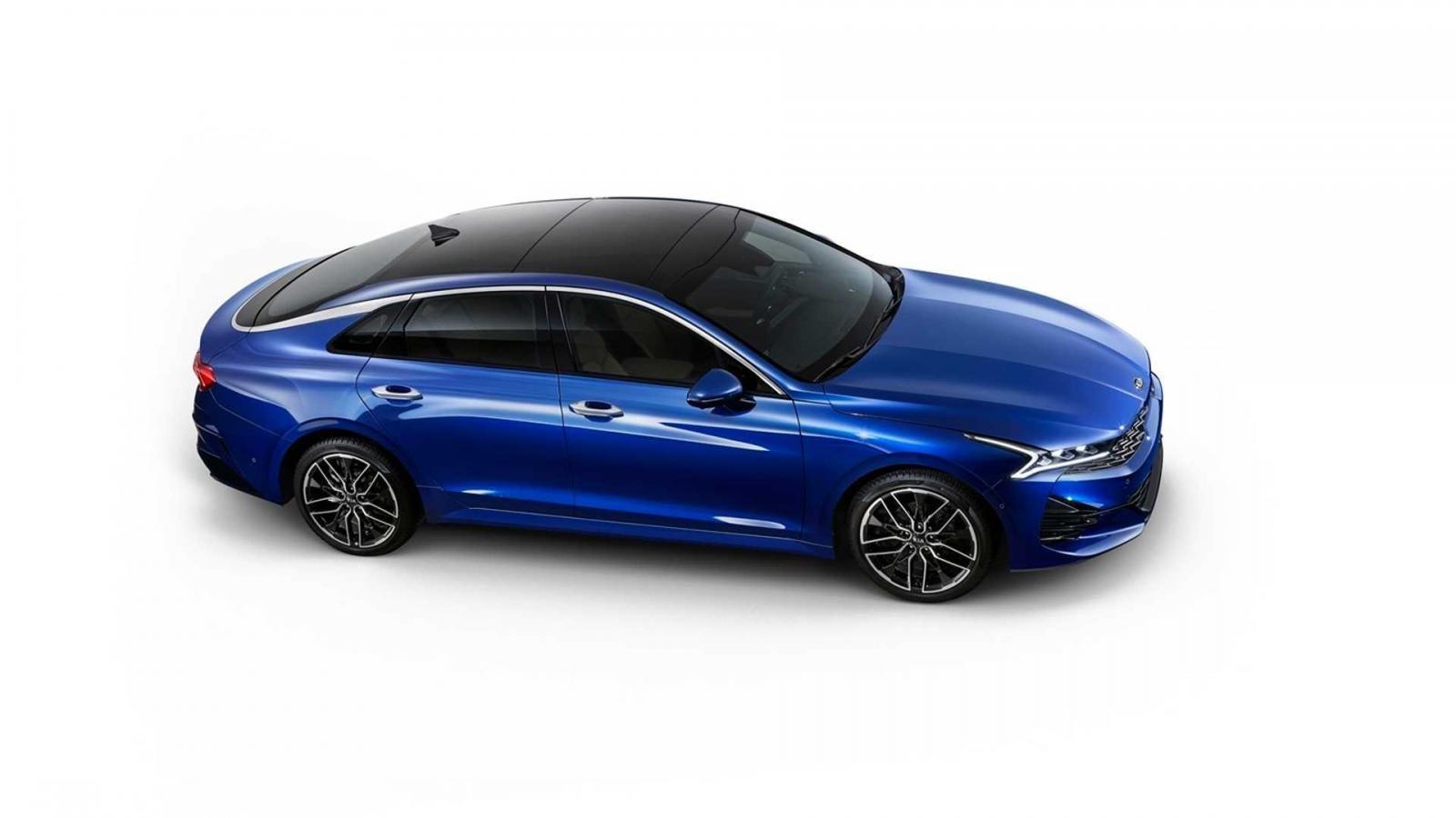 Đánh giá xe Kia Optima 2021 về thân xe: thân xe