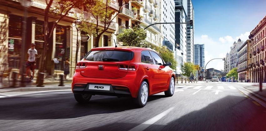 Tổng kết ưu điểm Kia Rio Hatchback về công nghệ