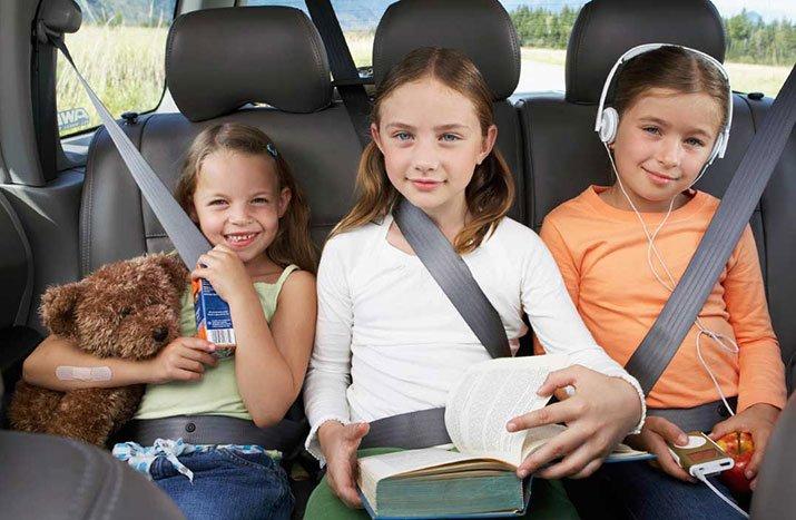 Tài xế riêng luôn biết cách nhắc nhở người ngồi trong xe thắt dây an toàn 1
