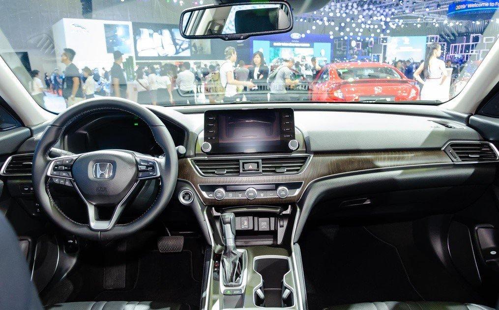 Nội thất xe Honda Accord 2021.