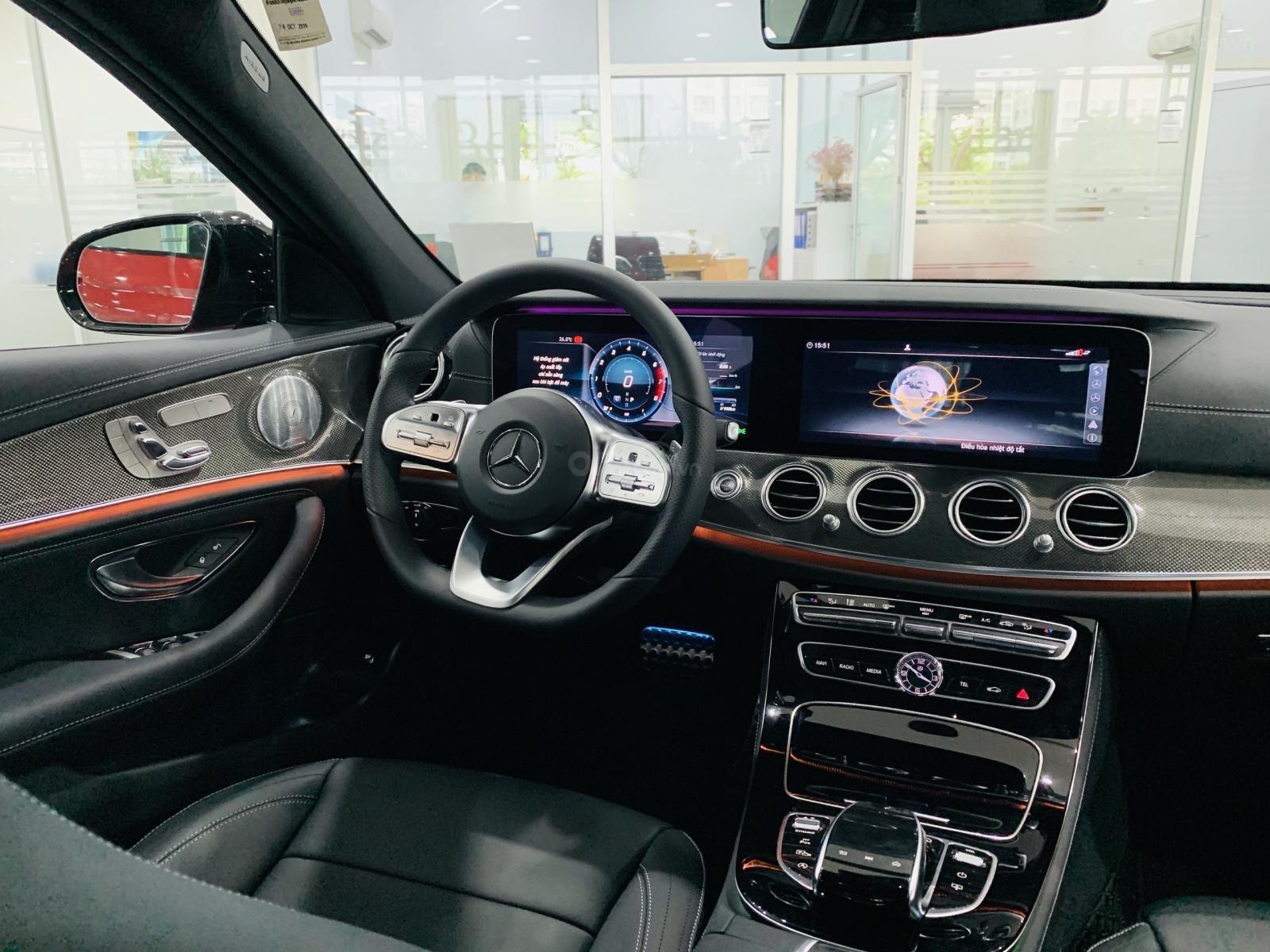 Bán Mercedes-Benz E300 AMG NEW- Hỗ trợ 100% TTB + hỗ trợ Bank 80%, trả trước 799 triệu nhận xe  (9)