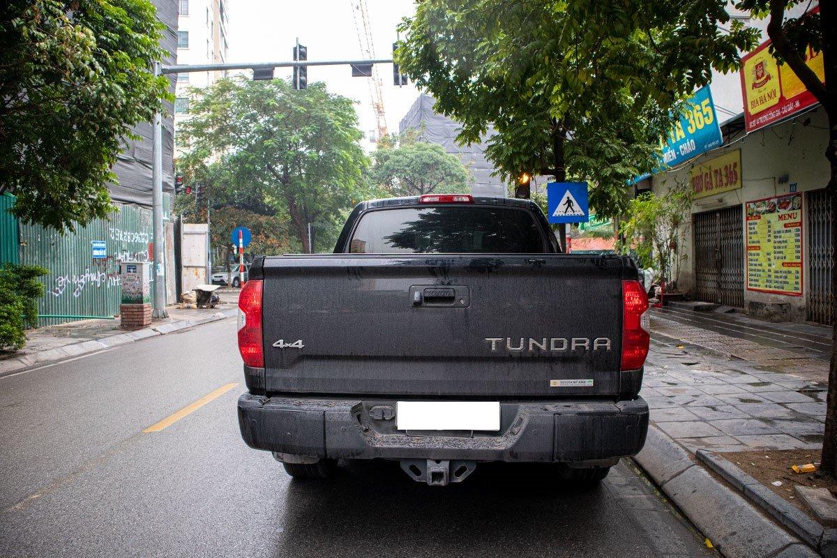 Toyota Tundra 1974 Edition, siêu bán tải hiếm gặp ở Việt Nam a5