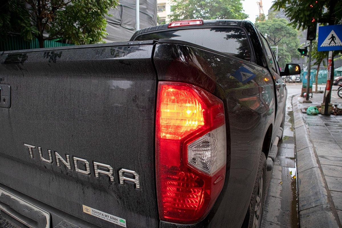Toyota Tundra 1974 Edition, siêu bán tải hiếm gặp ở Việt Nam a9