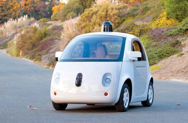 Xe tự lái đã có những bước tiến mới.