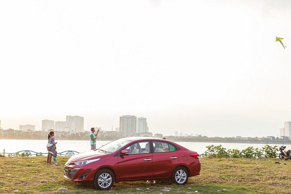 Toyota Vios 2020 chính thức ra mắt với nhiều trang bị và tiện nghi hấp dẫn 1