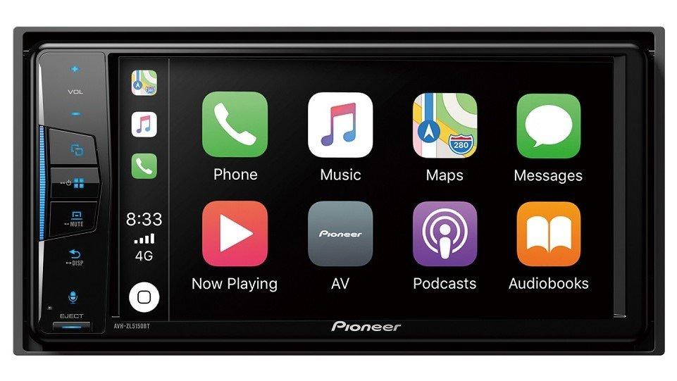 Toyota Vios 2020 được tích hợp Apple Play và Android Auto 1