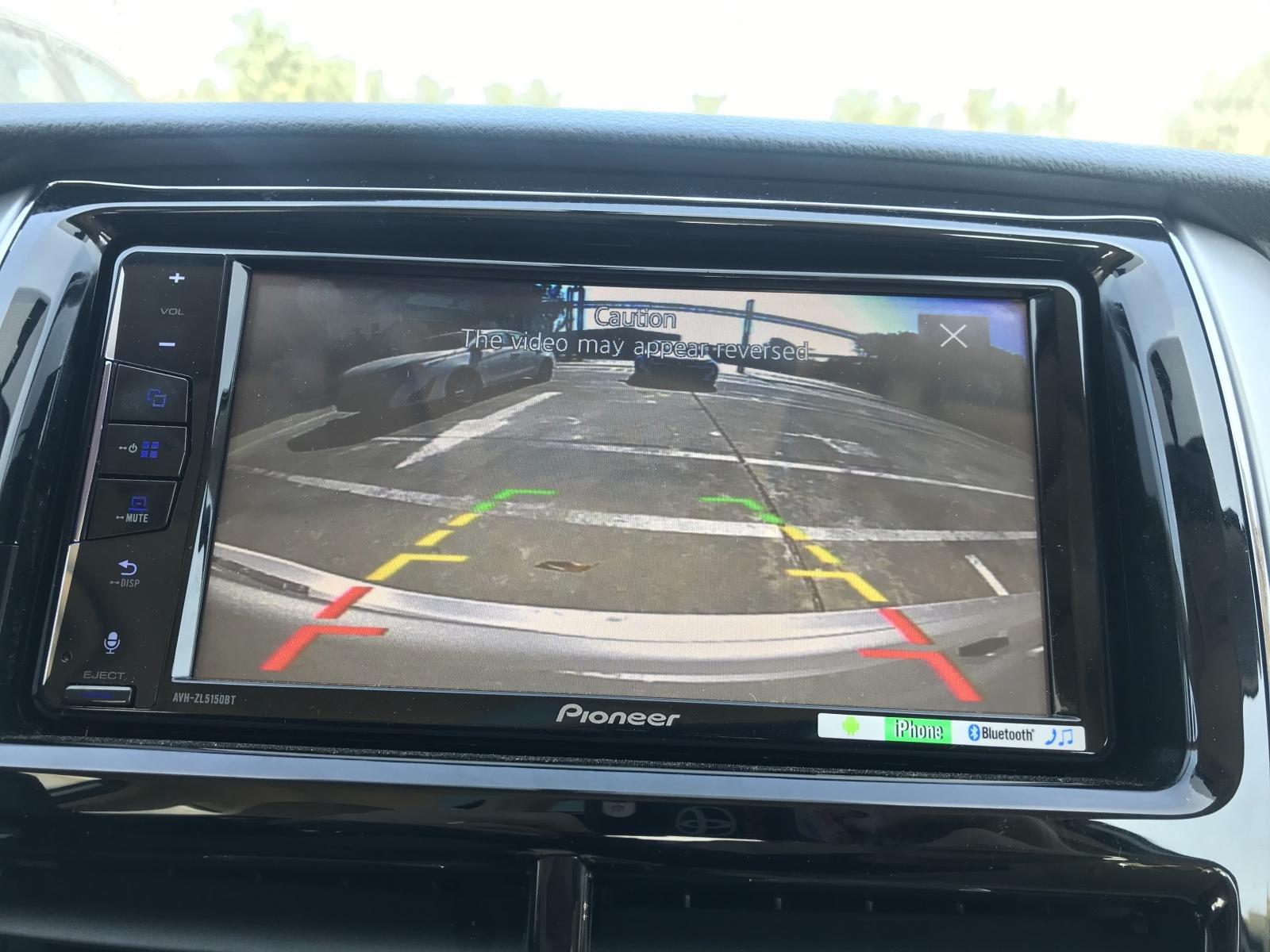 Camera lùi trên Toyota Vios 2020 1