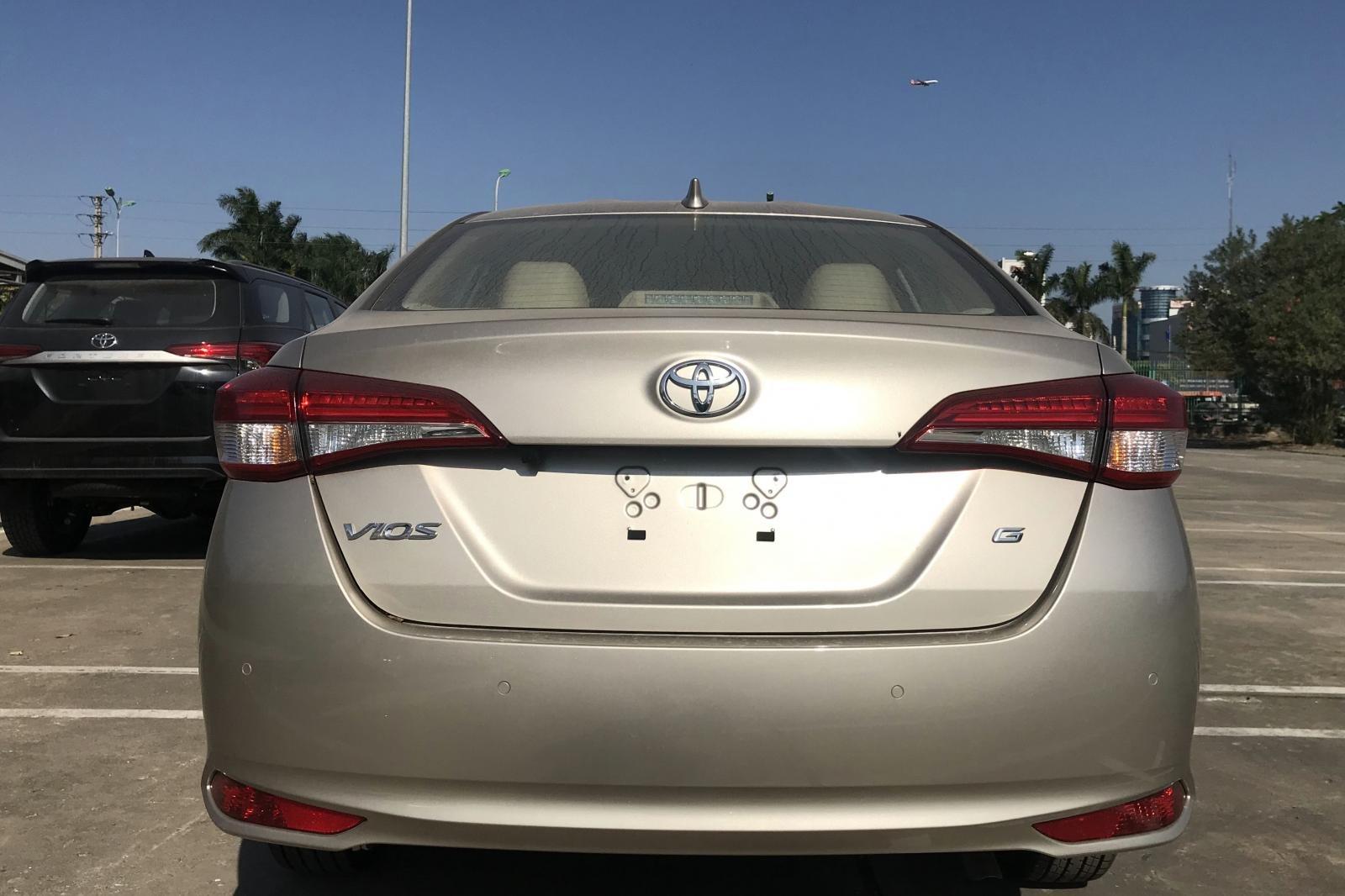Toyota Vios 2020 a2