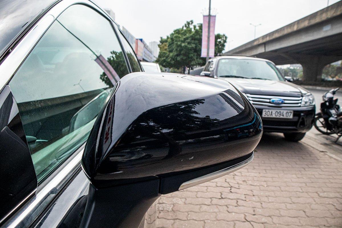 Toyota Avalon Hybrid 2020 đầu tiên về Việt Nam có gì đặc biệt a5