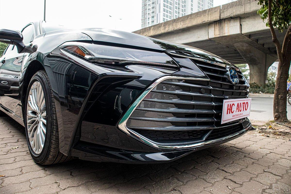 Toyota Avalon Hybrid 2020 đầu tiên về Việt Nam có gì đặc biệt a4