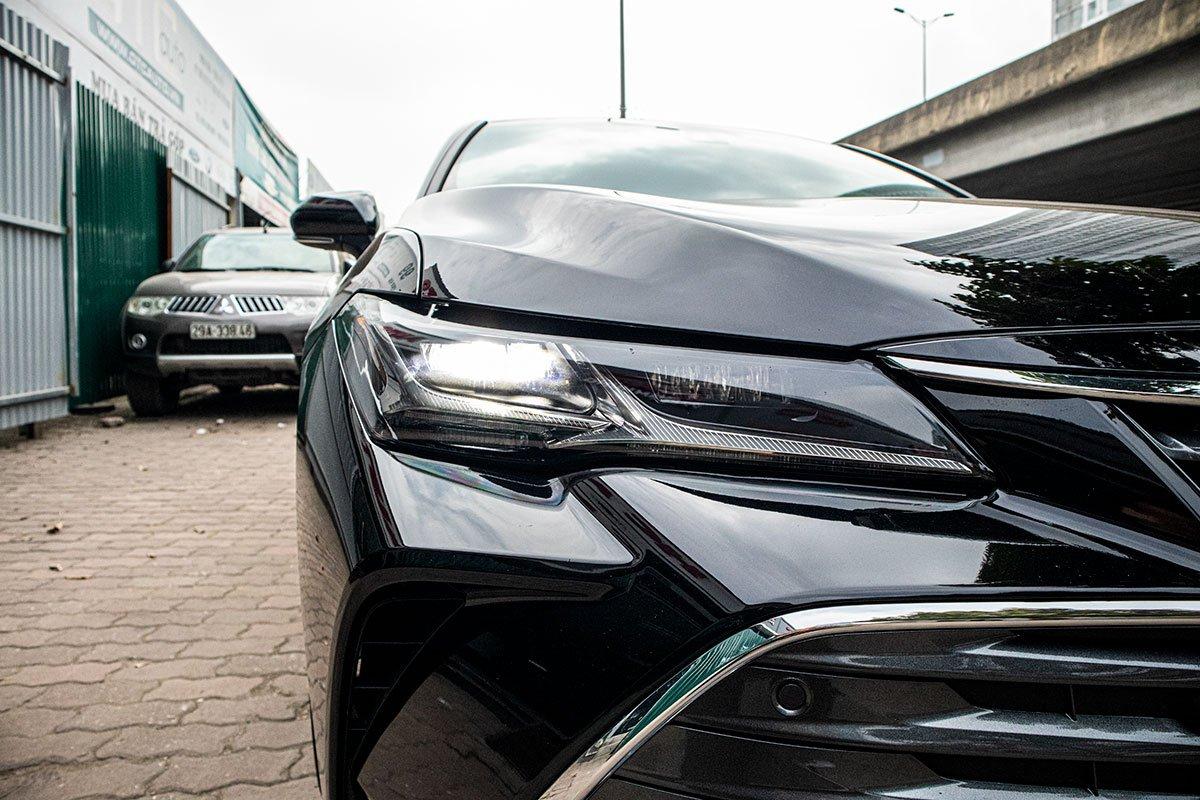 Toyota Avalon Hybrid 2020 đầu tiên về Việt Nam có gì đặc biệt a2