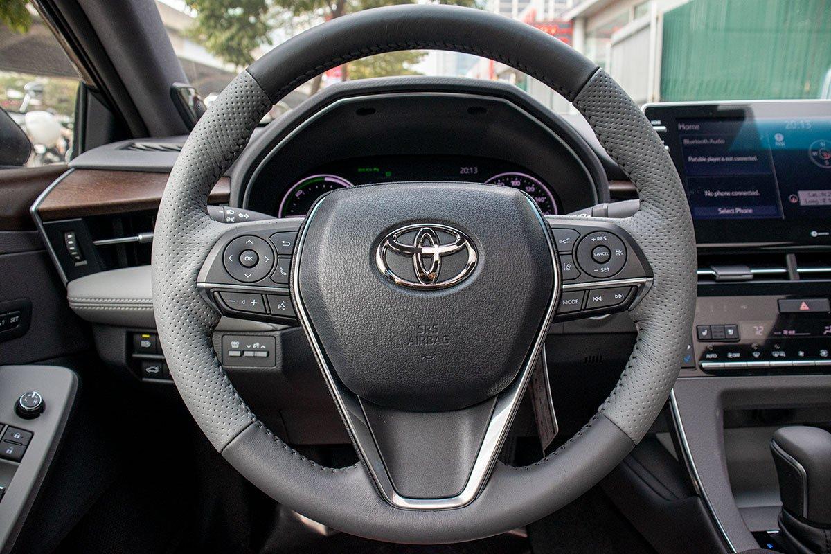 Toyota Avalon Hybrid 2020 đầu tiên về Việt Nam có gì đặc biệt a12