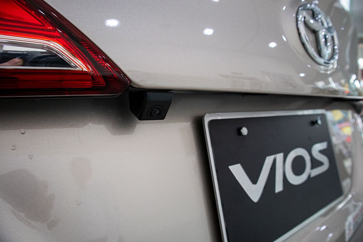 Soi chi tiết xe Toyota Vios 2020 tại đại lý, bản nâng cấp vừa ra mắt Việt Nam a11