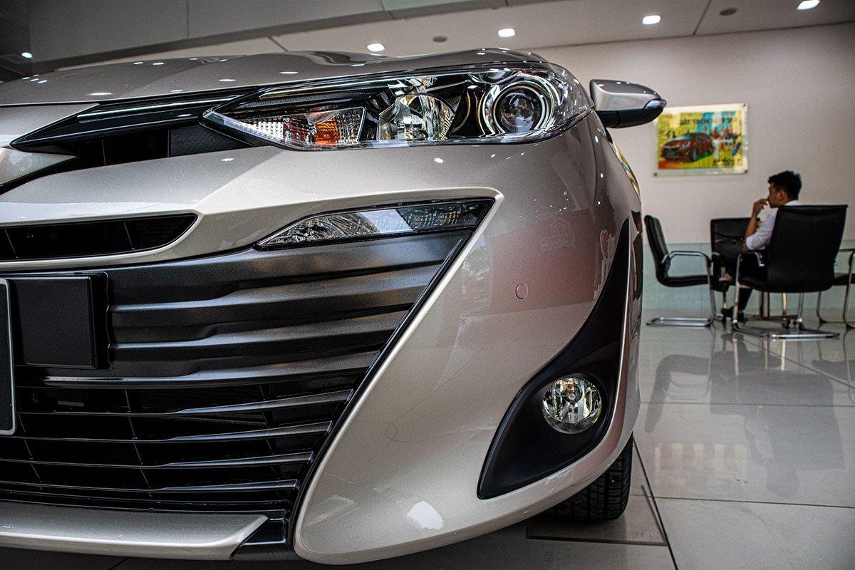 Soi chi tiết xe Toyota Vios 2020 tại đại lý, bản nâng cấp vừa ra mắt Việt Nam a3