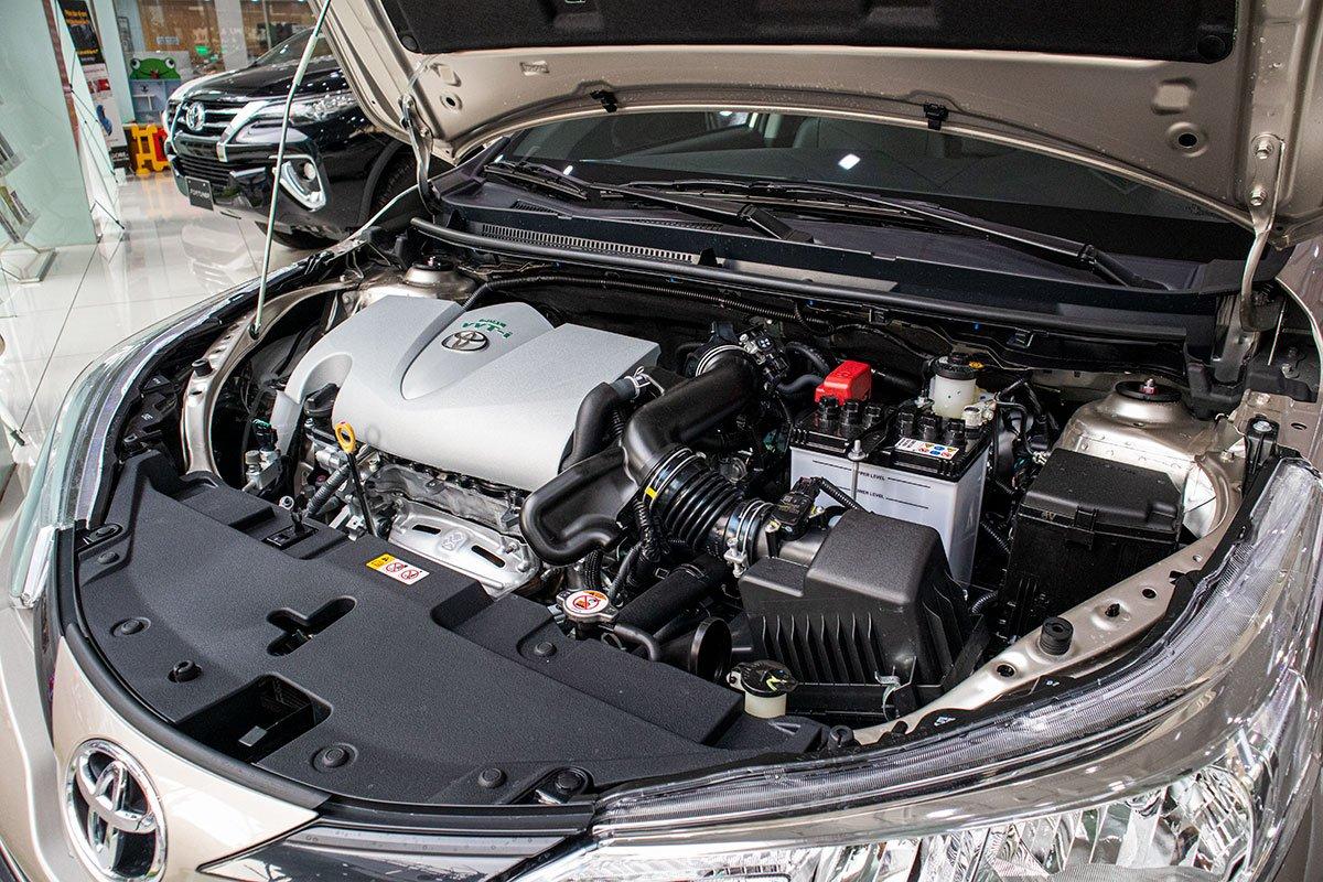 Soi chi tiết xe Toyota Vios 2020 tại đại lý, bản nâng cấp vừa ra mắt Việt Nam a20