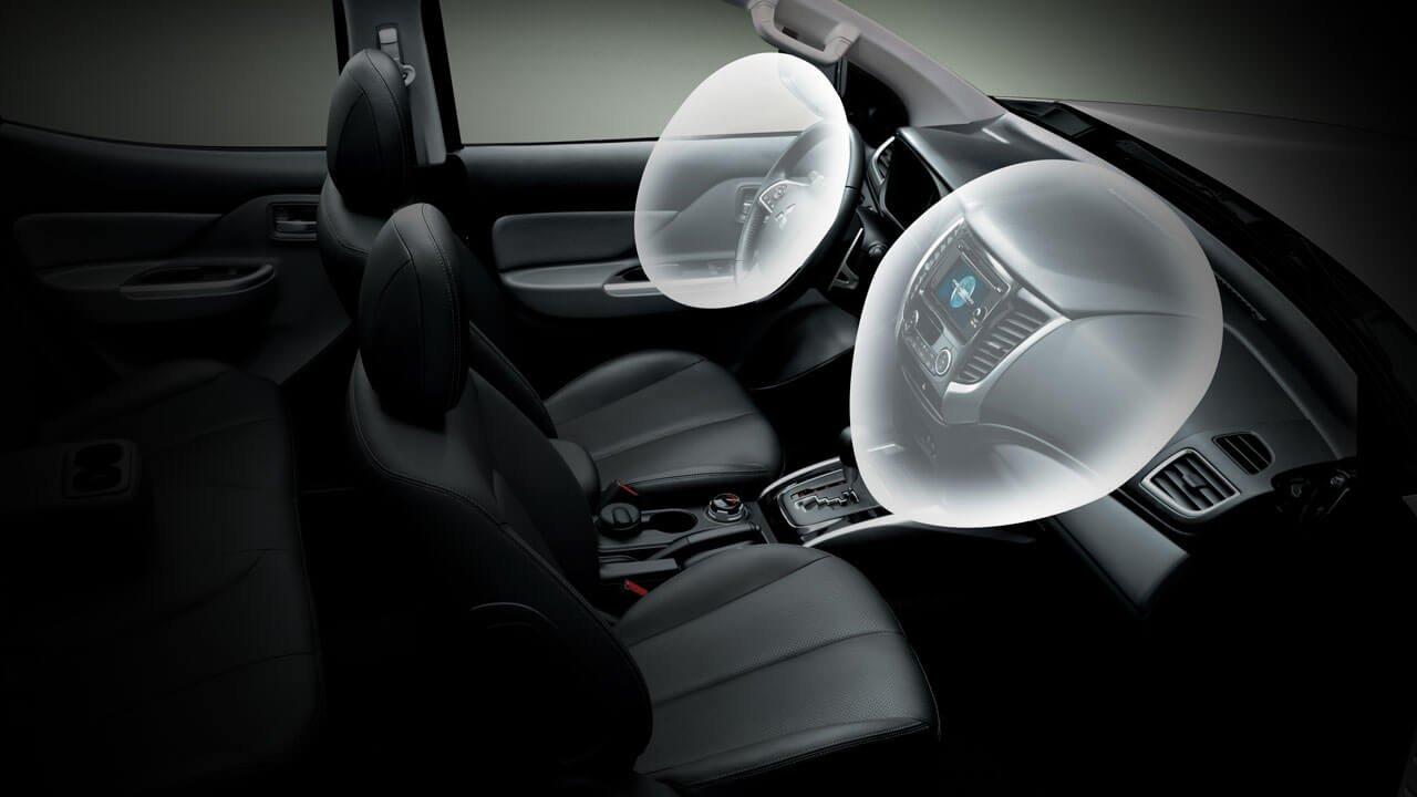 Hệ thống an toàn của Mitsubishi Triton được các chuyên gia đánh giá rất cao