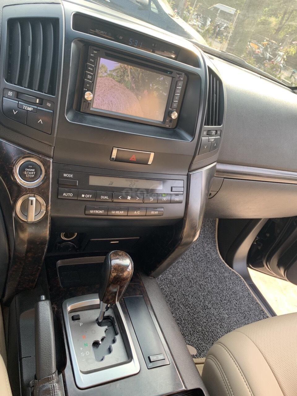 Bán Toyota Land Cruiser năm 2008 xe đẹp, chất, tuyệt đối không lỗi, đã lên form 2014 (11)