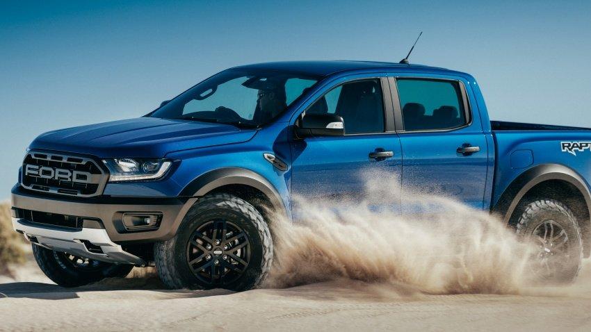 Ford Ranger Raptor V8 tạm thời được phân phối độc quyền tại Australia.