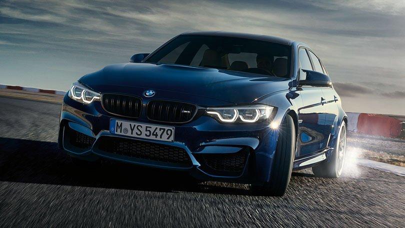 Ngoại thất xe BMW M3