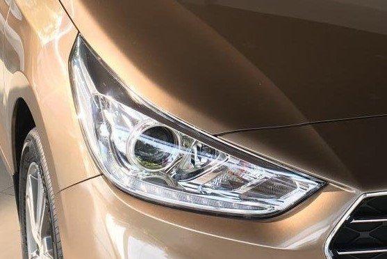 Thiết kế đèn pha Hyundai Accent 2020 1