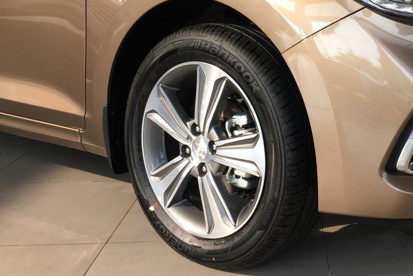Thiết kế mâm xe Hyundai Accent 2020 1