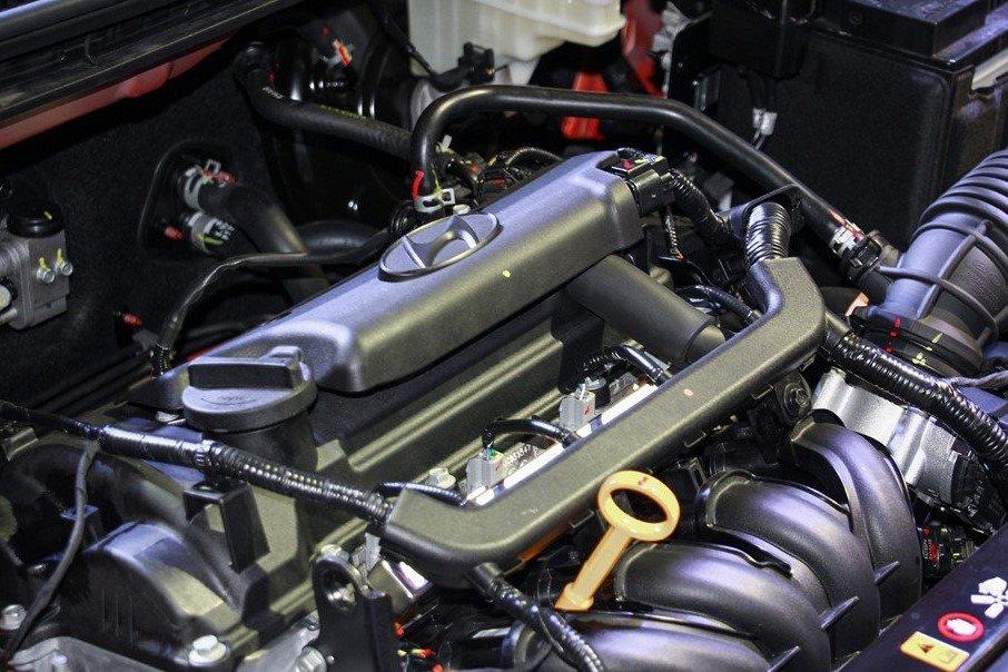Động cơ xe Hyundai Accent 2020 A2