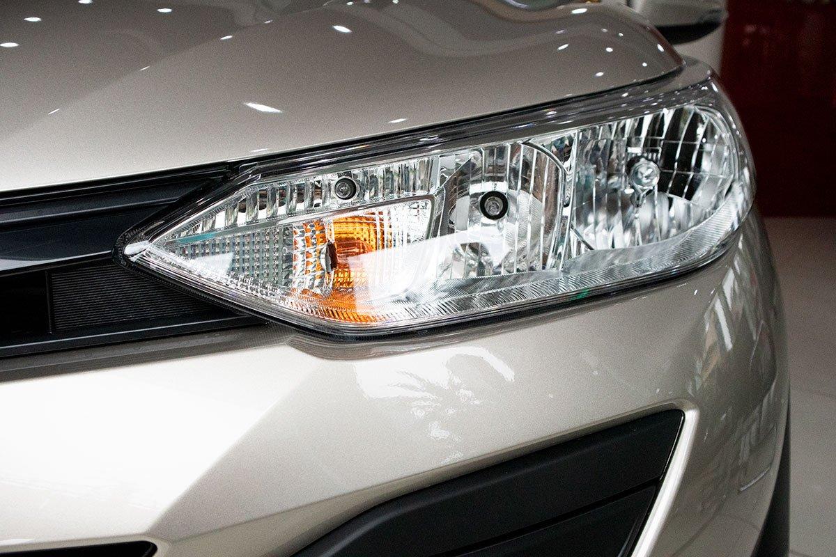 Thiết kế đèn pha Toyota Vios 2020 1