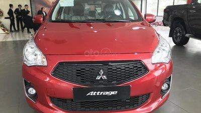 Mitsubishi Attrage CVT 2019 nhập khẩu nguyên chiếc, đủ màu, siêu KM cuối năm cực hấp dẫn, LH ngay: 0981817469 (1)