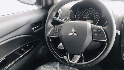 Mitsubishi Attrage CVT 2019 nhập khẩu nguyên chiếc, đủ màu, siêu KM cuối năm cực hấp dẫn, LH ngay: 0981817469 (5)