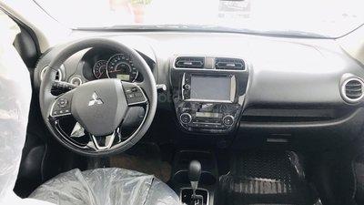 Mitsubishi Attrage CVT 2019 nhập khẩu nguyên chiếc, đủ màu, siêu KM cuối năm cực hấp dẫn, LH ngay: 0981817469 (6)
