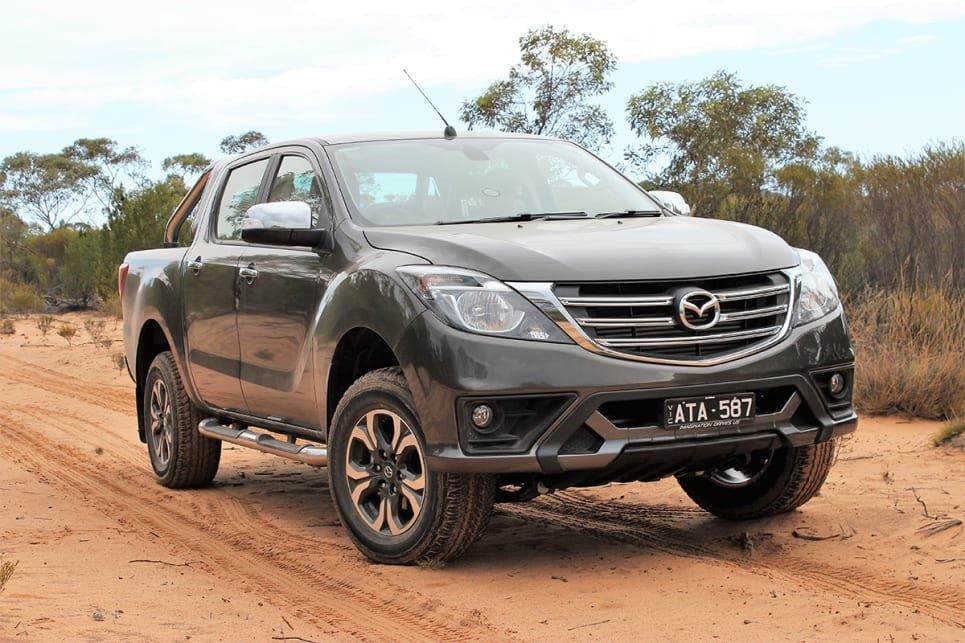 Đánh giá xe Mazda BT-50 về thiết kế ngoại thất