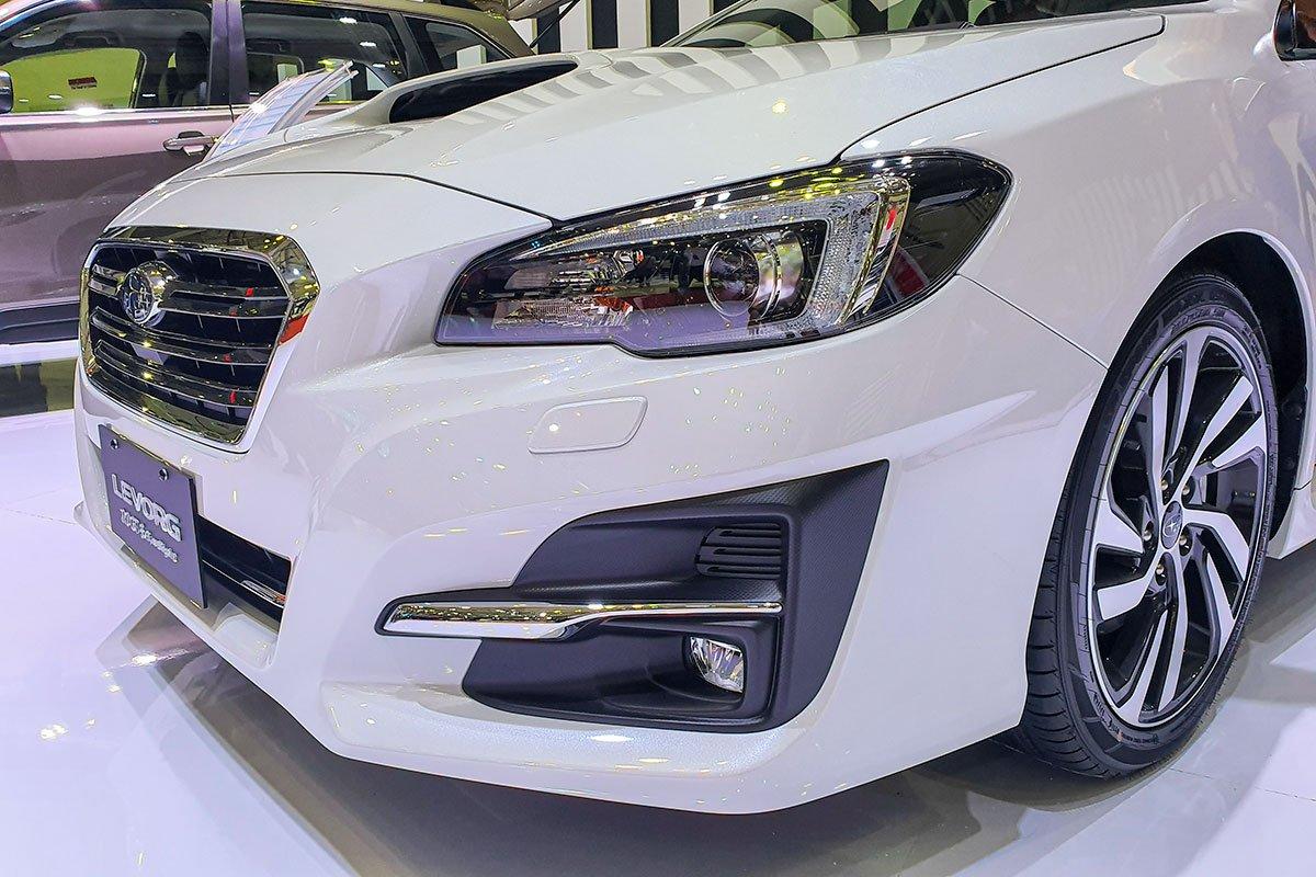 Ảnh chụp đầu xe Subaru Levorg 2020