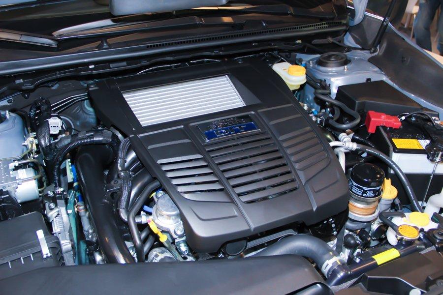 Ảnh chụp động cơ xe Subaru Levorg 2020