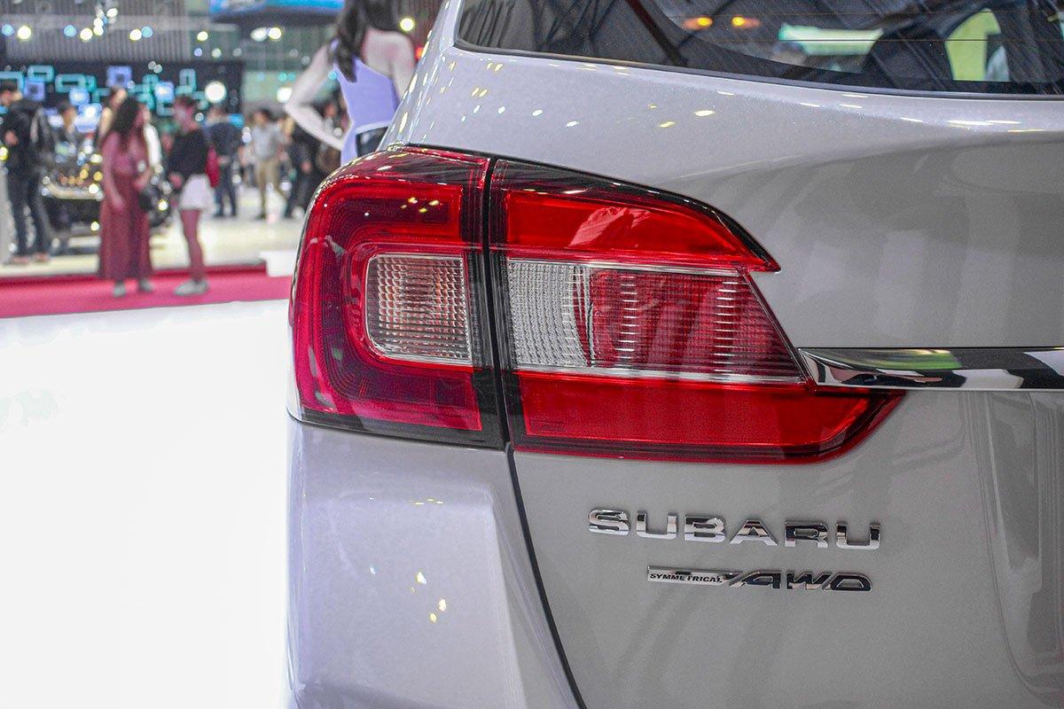 Ảnh chụp đèn hậu xe Subaru Levorg 2020