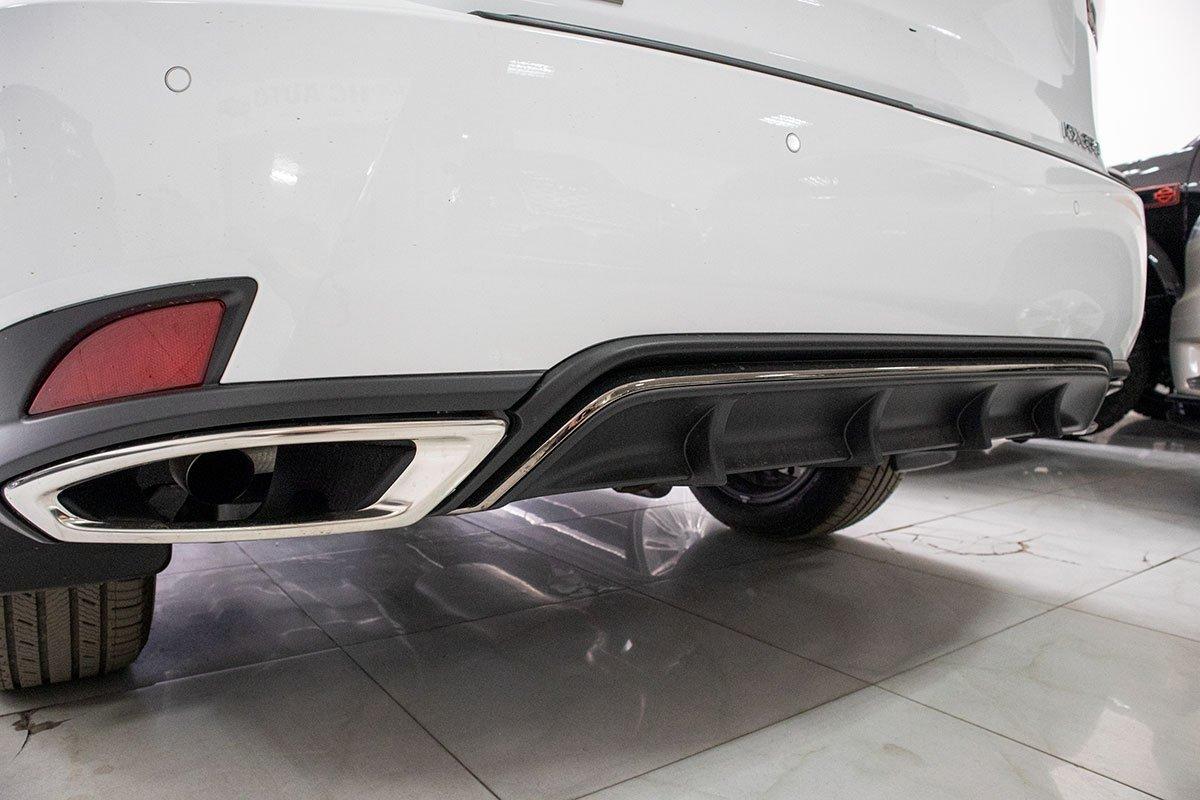 Lexus RX350 F-Sport 2020 đắt hơn hàng chính hãng gần 1 tỷ đồng có gì? a9