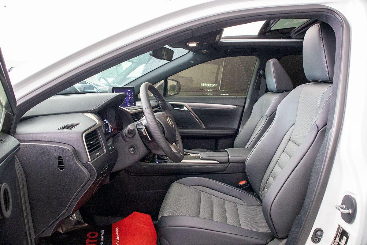 Lexus RX350 F-Sport 2020 đắt hơn hàng chính hãng gần 1 tỷ đồng có gì? a12