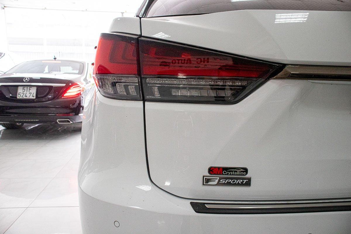 Lexus RX350 F-Sport 2020 đắt hơn hàng chính hãng gần 1 tỷ đồng có gì? a7