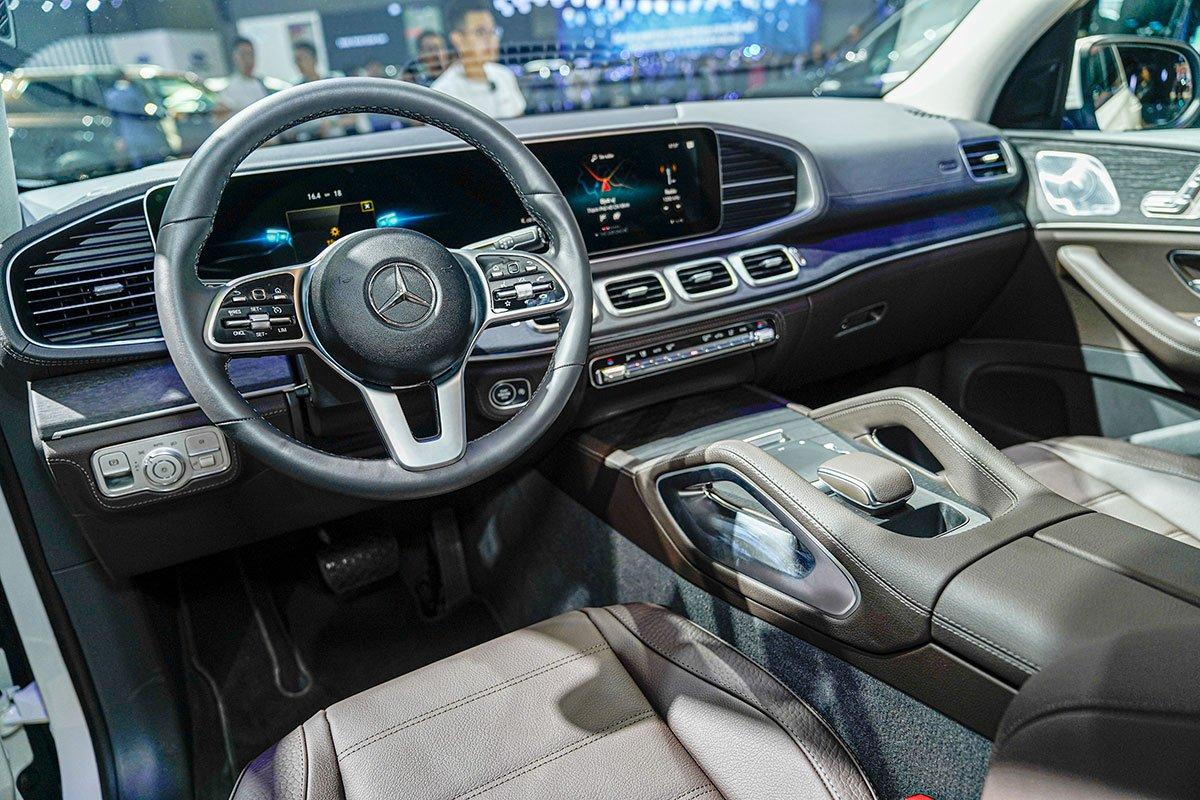Mercedes-Benz GLE350 2.0 Diesel 2020 vừa cập bến Việt Nam, mức giá đáng nói a20