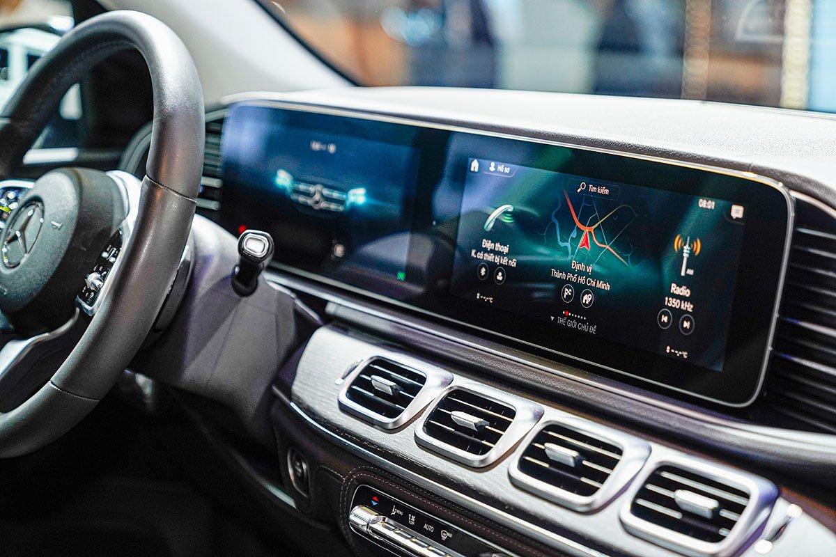 Mercedes-Benz GLE350 2.0 Diesel 2020 vừa cập bến Việt Nam, mức giá đáng nói a22