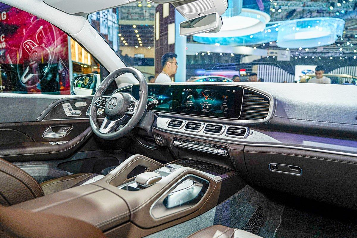 Mercedes-Benz GLE350 2.0 Diesel 2020 vừa cập bến Việt Nam, mức giá đáng nói a19