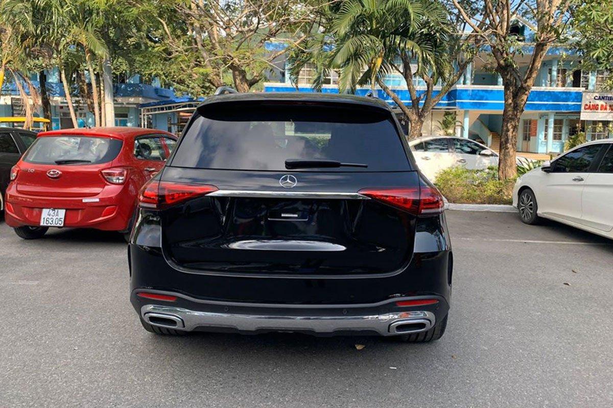 Mercedes-Benz GLE300  2.0 Diesel 2020 vừa cập bến Việt Nam, mức giá đáng nói a4
