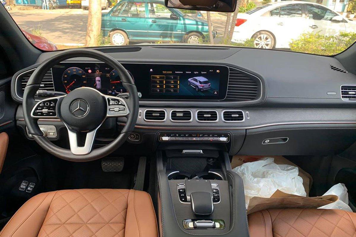 Mercedes-Benz GLE300  2.0 Diesel 2020 vừa cập bến Việt Nam, mức giá đáng nói a5