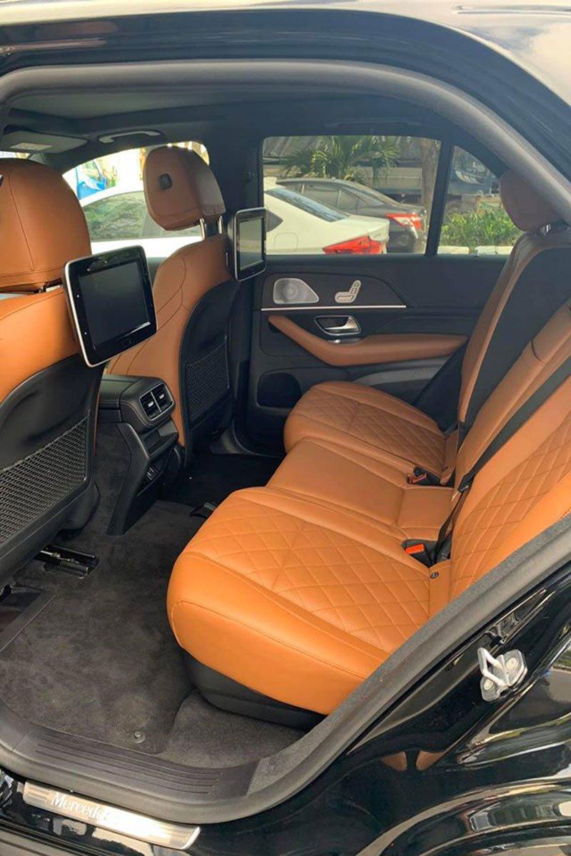 Mercedes-Benz GLE300  2.0 Diesel 2020 vừa cập bến Việt Nam, mức giá đáng nói a7