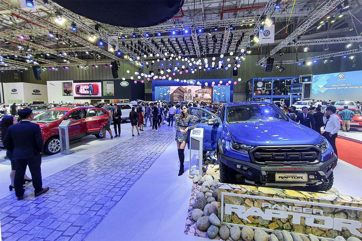 Ford Việt Nam lập kỷ lục mới trong năm 2019 với doanh số hơn 32.000 xe a1