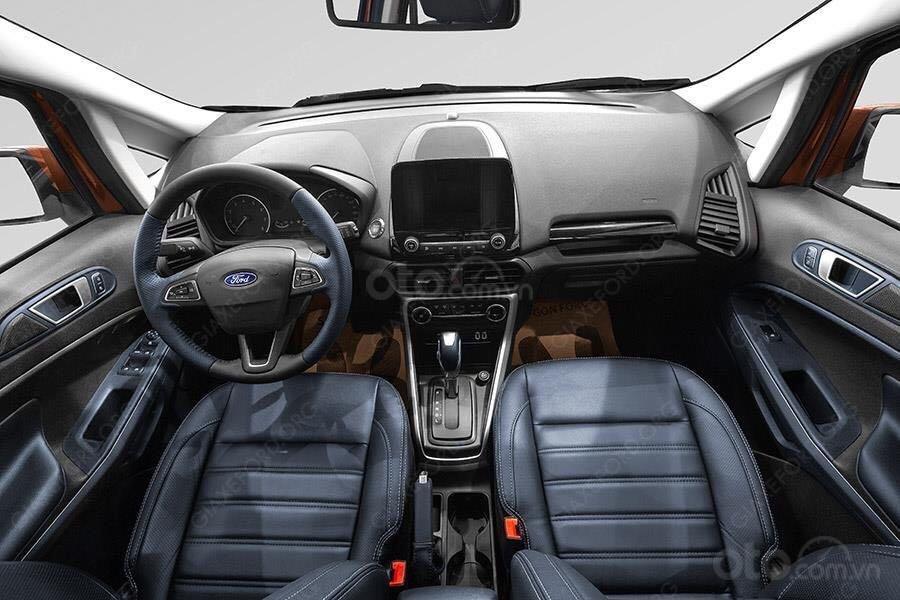 Ford Ecosport 2020 mới100%, giảm tiền mặt tặng phụ kiện xe (2)