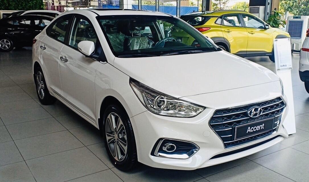 Hyundai Accent đứng đầu doanh số bán của Hyundai TC - Motor 1