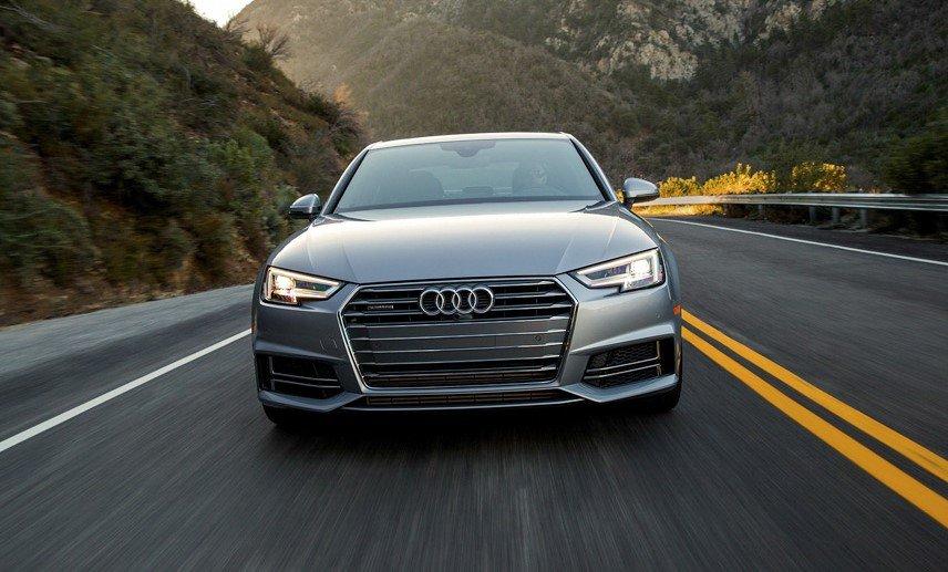 Giá xe Audi A4 2020